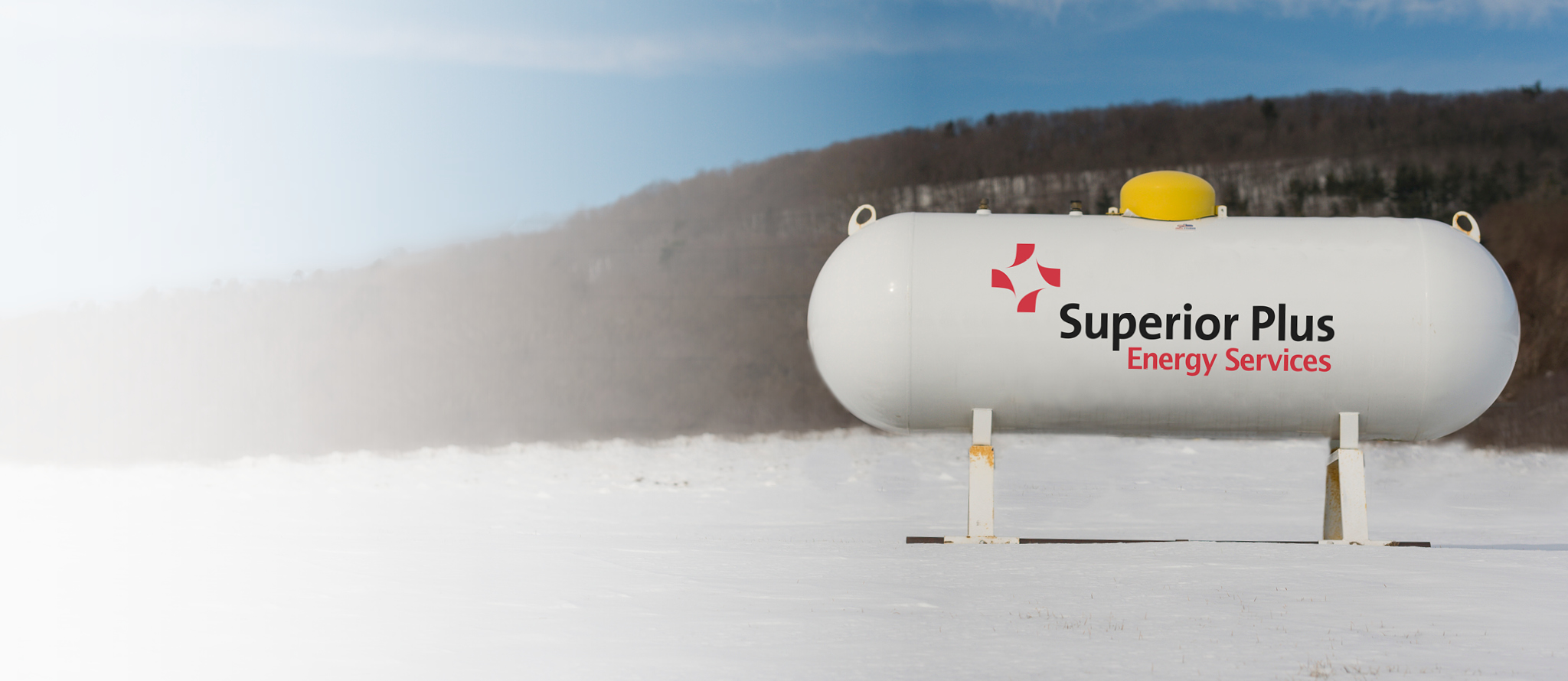 Propane Tank Sizes from Superior Plus Energy Services